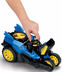 fisher-price imaginext super friends motorized batmobile