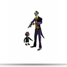 Batman Arkham Asylum Series 1 The Joker