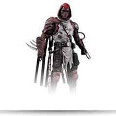 Batman Arkham City Series 3 Azrael