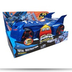Buy Batman Power Attack Batmobile Vehicle