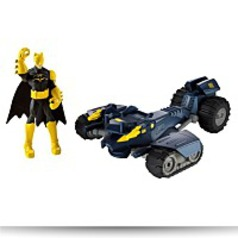Batman Power Attack Combat Kick Battank