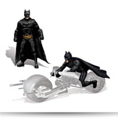 Dark Knight Rises Batman 125 Scale