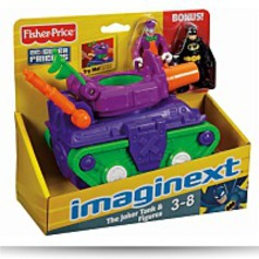 Buy Imaginext Super Friends Joker And Batman