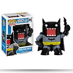 Pop Heroes Domo Dark Knight Batman Vinyl
