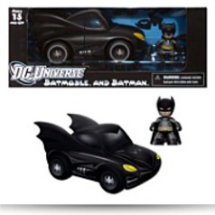Toyz Bat Mobile And Batman Mezitz