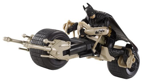 Batman The Dark Knight Bat Pod Vehicle