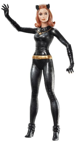 Batman Classic Tv Series Catwoman Collector Action Figure
