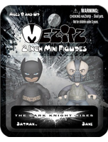 Toyz Dark Knight Rises Mezitz 2 2PACK